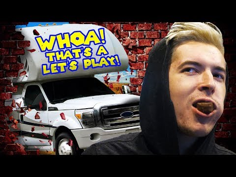 VEHICLE BREAKDOWN • WHOA! THAT'S A LET'S PLAY! • Ep 4