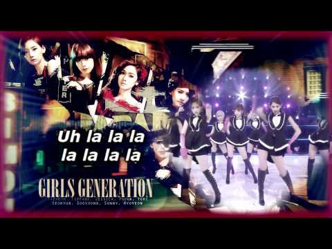 Girls Generation(SNSD) – PAPARAZZI KARAOKE INSTRUMENTAL