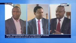 THEME: BENIN/REBONDISSEMENT DANS L'AFFAIRE 54KG DE COCAINE L'APPAREIL JUDICIAIRE EN QUÊTE DE SES...