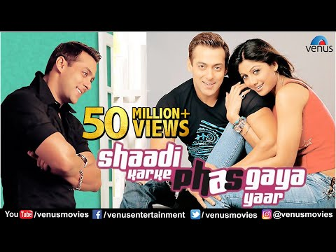 Shaadi Karke Phas Gaya Yaar Full Movie | Hindi Movies | Salman Khan Movies