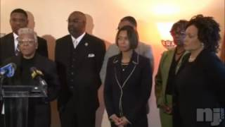 Bobby Brown family did not leak Whitney casket photo - YouTube