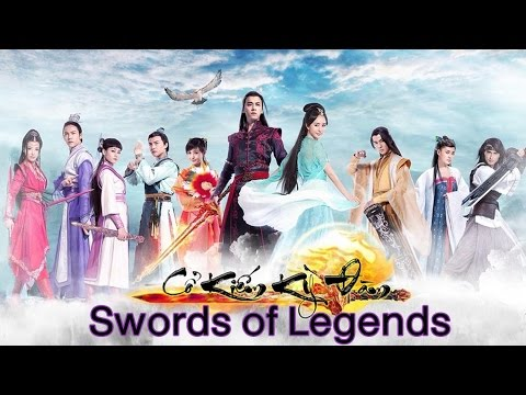 Swords of Legends English Sub ep 2