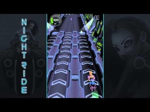 Video of Night Ride - Free