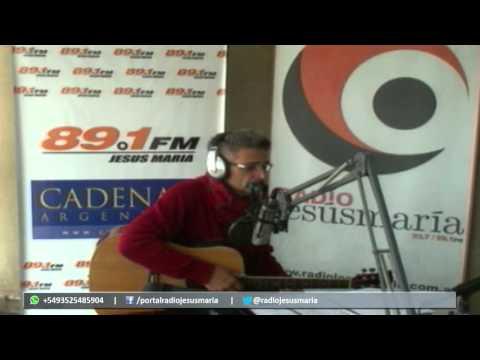 GIGIO VENTURELLI en Radio Jesús María