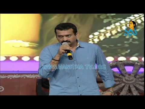 Bandla Ganesh Emotional Speech at Govindudu Andarivadele Audio Launch