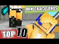 Top 10 Minecraft Songs/Animations of February 2017 ♪ NEW Minecraft Song and Music Videos