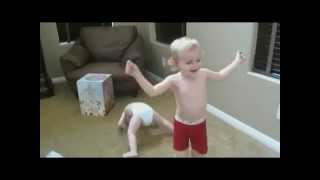 Funniest baby dance moves. Watch and enjoy while relieving yourself of stress.Note: these videos are not mine.