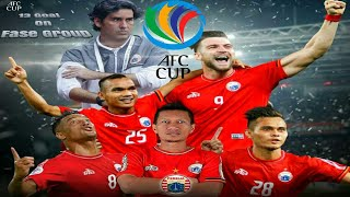 Download Video PERSIJA JAKARTA FULL GOAL | Fase Group H Afc Cup 2018 MP3 3GP MP4