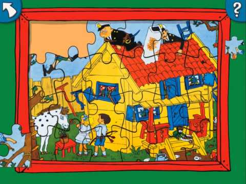 Video of Pippi's Jigsaw Puzzle