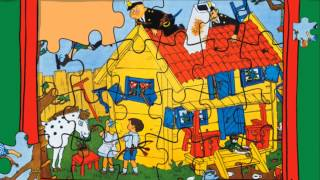 Pippi Puzzle YouTube video
