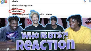Video Who Is BTS?: The Seven Members of Bangtan - REACTION | Creating Armys! download in MP3, 3GP, MP4, WEBM, AVI, FLV January 2017