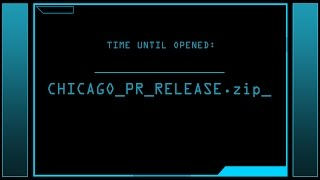 Chicago PR release video–more scenes should do this!