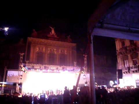 CATANIA - CAPODANNO 2008 - FESTA BAROCCA (видео)