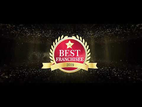 Video The Best Franchisee Award 2019 - Agustina (Waffelicious)