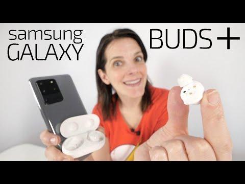 Samsung Galaxy Buds+ -SORPRESAS inesperadas-