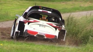 """Here you are my final and """"best of"""" video from the 2017 WRC Rally of Germany. Hope you like it! List of cars in the video: Citroen..."""