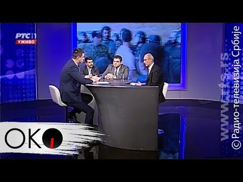 Oko: Makedonija: tamo gde večna kriza sja