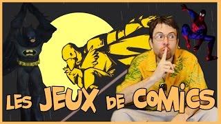 Video Joueur du grenier - Les jeux de COMICS #1 MP3, 3GP, MP4, WEBM, AVI, FLV September 2017