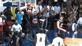 Dexter Pittman Lockout Highlights - Houston