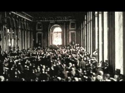 Konferenz der Siegermächte des Ersten Weltkrieges 191 ...