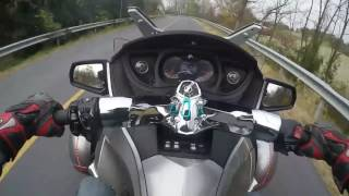 9. Can am Spyder RT-s Review Drive Test