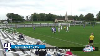 Caston Soccer vs Winamac (Conference)