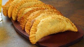 Cómo hacer Empanadas de Carne Fritas | Recetas Rápidas