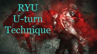 Ryu U-turn Tech Highlight