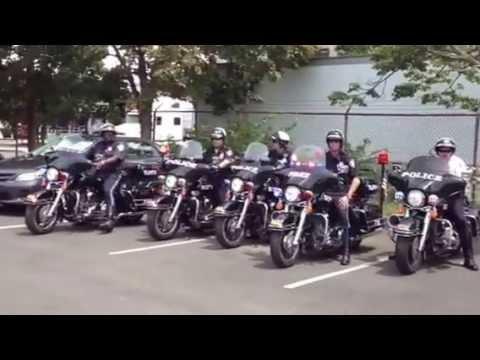 Police Motorcycle Gear - Intapol Uniforms - Elizabeth PD