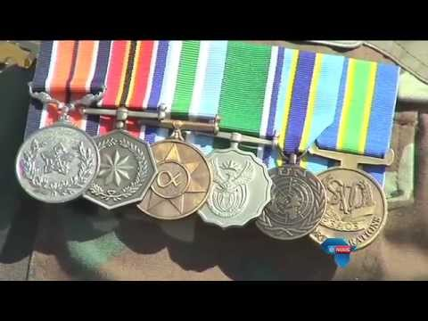 Soldate vereer / Soldiers honoured
