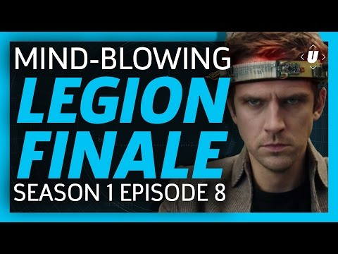 Legion Season Finale Breakdown and Mid-Credits Scene Explained!