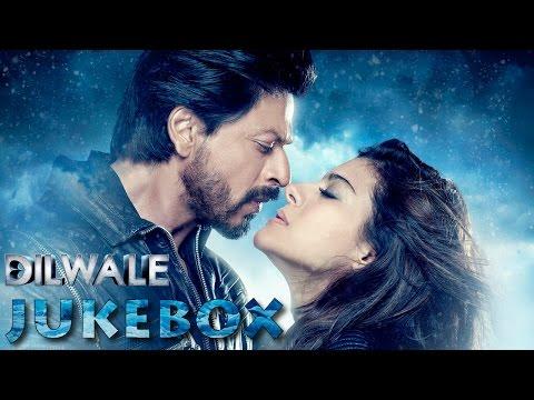 Dilwale Jukebox - Shah Rukh Khan | Kajol | Varun Dhawan | Kriti Sanon