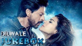 Video Dilwale Jukebox - Shah Rukh Khan | Kajol | Varun Dhawan | Kriti Sanon MP3, 3GP, MP4, WEBM, AVI, FLV April 2018