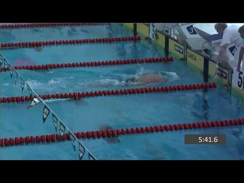 #33-2 - Men 800 m Freestyle - Swim Cup Den Haag 2019