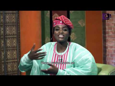 Bukunmi Oluwashina On Gbajumotv  - Christmas Edition