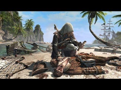 Assassin's Creed IV : Black Flag Playstation 4