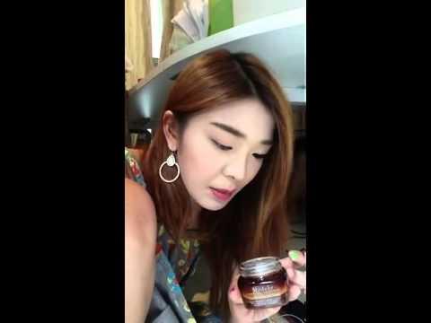 ครีมหอยทาก - วิดีโอที่สร้างด้วยแอ็พ Socialcam บน iPhone: http://socialcam.com.