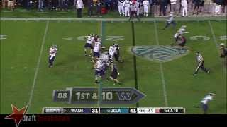 Anthony Barr vs Washington (2013)