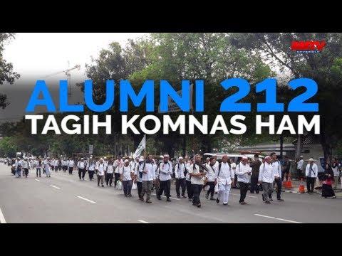 Alumni 212 Tagih Komnas HAM