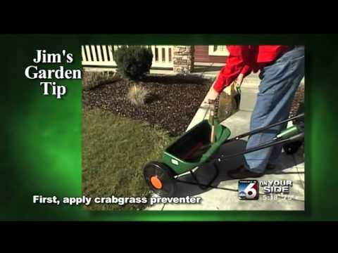 Jim's Garden Tip - Controlling Weeds