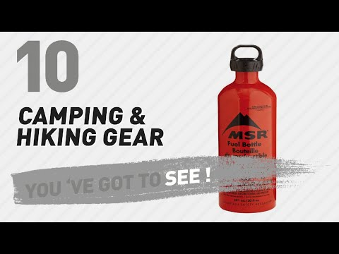 Camp Kitchen Stove Accessories Empty Fuel Bottles, Top 10 // Camping & Hiking 2017