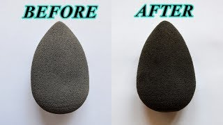Cum sa cureti eficient Beauty Blender-ul || How to clean your Beauty Blender