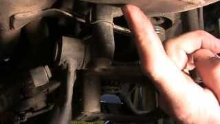 10. BMW K1200LT Transmission Lube Service DIY