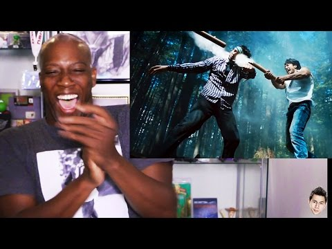 Download COMMANDO trailer reaction by Syntell - review by Jaby & Syntell! HD Mp4 3GP Video and MP3