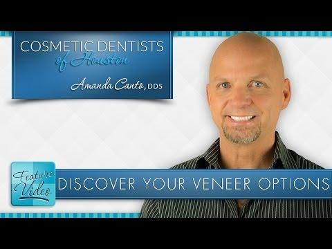 Veneers Houston: Discover Your Veneer Options at Cosmetic Dentists of Houston