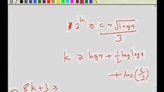 Mod-07 Lec-40 More On Graph Minors, Tree Decompositions