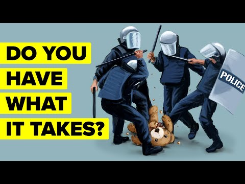 Could You Be a Police Officer?