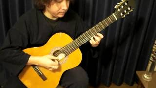 Misawa Music Lessons - Classical Guitar. 2015