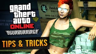 GTA Online: Gunrunning Tips & Tricks - How to make money with BunkersA complete guide on how to make the most money possible with the new business features in GTA Online.Thanks to vdvac90, Pluton_GTA, GoldenBizkit, Joe9411 and Maury121 for helping us with this video!===================================GTA Series Videos is a dedicated fan-channel keeping you up to date with all the latest news, video walkthroughs and official trailers of the most successful video games published by Rockstar Games, including Grand Theft Auto series, Red Dead Redemption, Max Payne, L.A. Noire, Bully and many others.This channel is in no way tied to Rockstar Games or Take-Two Interactive.Follow GTA Series Videos on: YouTube - http://www.youtube.com/GTASeriesVideos Google+ - http://www.google.com/+GTASeriesVideos Facebook - http://www.facebook.com/GTASeriesNews Twitter - http://www.twitter.com/GTASeries Instagram - https://instagram.com/GTASeriesNews Vine - https://vine.co/GTASeriesFor more info and videos visit:http://www.GTASeriesVideos.com  http://www.GTA-Series.com  http://www.GTA-Downloads.com  http://www.Games-Series.com