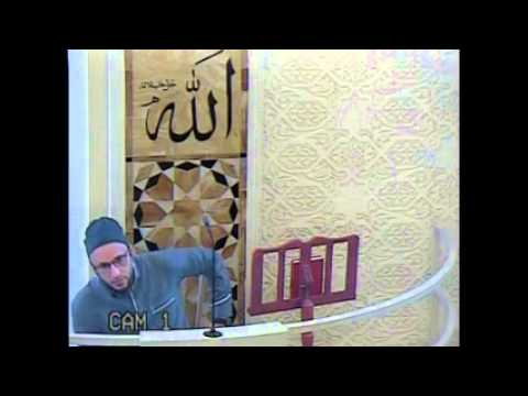 The Death of Dr. Ahmad Sakr - Leaving a Legacy,  Sheikh Atef Mahgoub 11/27/15